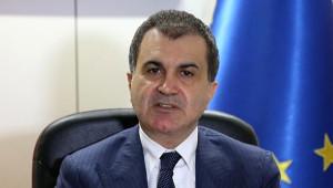 AB Bakanı Çelik: