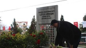Leyla Atakan ve Arkadaşları Dualarla Anıldı