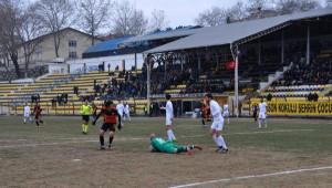 Tekirdağspor–kızılcabölükspor: 0-0