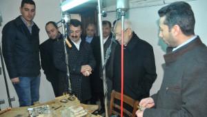Tunus Nahda Hareketi Lideri Raşid El-Gannuşi Afyonkarahisar'da