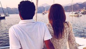 Arda Türkmen Gözlerden Irak Yaşadığı Aşkını Instagram'da Duyurdu