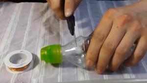Basit Malzemeler Kullanarak Evde Jenaratör Yaptı