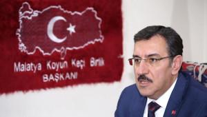 Bakan Tüfenkci, Tarım Platformu Üyeleri ile Bir Araya Geldi