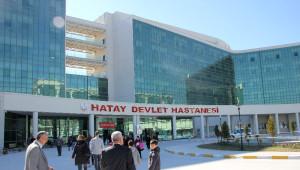 Hatay Devlet Hastanesi Basına Tanıtıldı