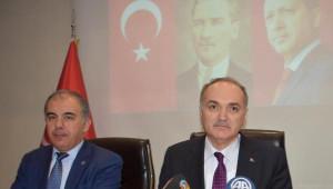 Bakan Özlü: Türkiye'nin 3 Önemli Sorunu; Ekonomi, Güvenlik ve İşsizlik (2)