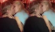 Paris Hilton 35. Yaş Gününü Gizemli Gencin Dudağına Yapışarak Kutladı