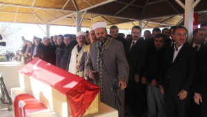 Şanlıurfa Küçük Ahmet Oktay Toprağa Verildi