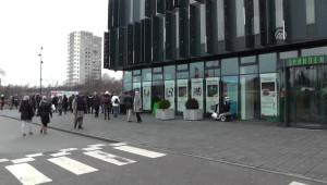 Danimarka'da Irkçılık Karşıtı Protesto - Kopenhag