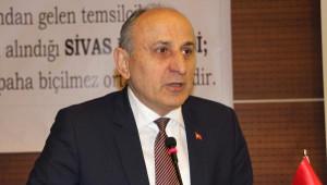 Sivas - CHP'li Çiçek: Nisan Ayında Bu Karanlık Iktidar Bitecek