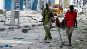 Somali'de Bombalı Araç Saldırısı: 14 Ölü