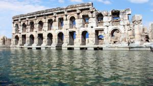 Yozgat'ın İki Bin Yıllık Roma Hamamı Turizme Kazandırıldı