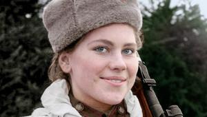 59 Kişiyi Öldüren 19'luk Rus Ölüm Meleği: Roza Shanina