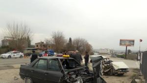 Kadirli'de Trafik Kazası: 4 Yaralı