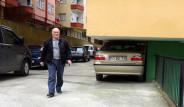Rizeli Şoförün Park Yeri Görenleri Şaşkına Çevirdi