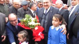 Afyonkarahisar Bakan Eroğlu Trump ve Hükümet de Bunun Ne Kadar Hain Olduğunu Anladı