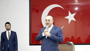Bakan Çavuşoğlu'dan 5 İlçeye Doğalgaz Müjdesi
