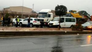 Şanlıurfa'da Bakan Konvoyunda Zincirleme Kaza: 5 Yaralı
