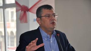 CHP Grup Başkanvekili Özgür Özel'den Almanya'ya Tepki Açıklaması