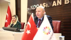Kocasinan Belediye Meclisi Mart Ayı Toplantısını Gerçekleştirdi