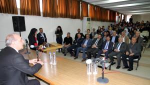 Harran Üniversitesinin Dünü Bugünü Programı Düzenlendi