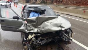 Antalya'da Trafik Kazası: 1 Ölü, 5 Yaralı