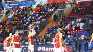 Cska Moskova - Galatasaray Odeabank: 85- 69