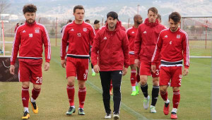 Sivasspor, Balıkesirspor Maçının Hazırlıklarını Sürdürüyor
