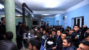 Başkan Palancıoğlu Çömlekçi Mahallesi'nde Vatandaşlarla Buluştu
