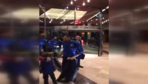 Fenerbahçeli Futbolcular, Alanya'da Taraftarla Tartıştı