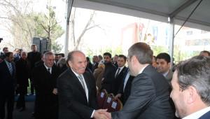 İstanbul Büyükşehir Belediye Başkanı Topbaş: