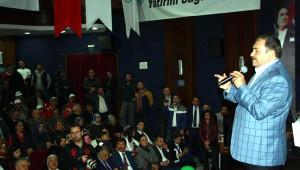 Bakan Eroğlu 'Evet' Oyu İstedi (2)