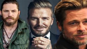 Erkeklerin Sakallıyken Daha Etkileyici Olduğunu Kanıtlayan 20 Ünlü