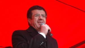 Bakanlar Van'da AK Parti Seçim Bürosu Açılışına Katıldı