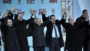 Başbakan Binali Yıldırım: Biz Türkiye'nin Aydınlık Sabahıyız (2)