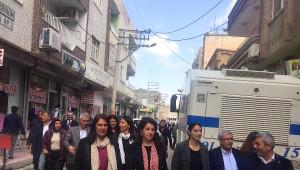 Hdp, Mardin Nusaybin'den Nevruz Startını Verdi