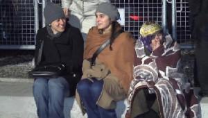 Tahliye Olan Hava Harp Okulu Öğrencilerini Aileleri Gözyaşlarıyla Karşıladı