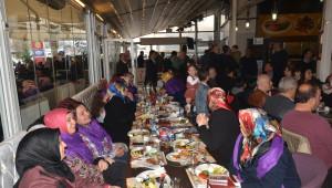 Beşiktaş Belediye Başkanı Hazinedar Hemşehrileriyle Bir Araya Geldi