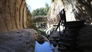 Roma Tüneli ve Mağarası Turizmin Gözdesi Olacak