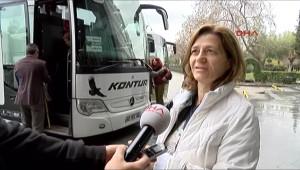 Antalya Yaralıya Müdahale Eden Doktoru Dağ Başında Bıraktı
