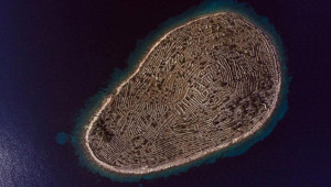 Hırvatistan'ın Parmak İzine Benzeyen İlginç Adasından 10 Kare