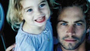 'Hızlı ve Öfkeli'nin yıldızı Paul Walker'ın Kızı Büyüdü!