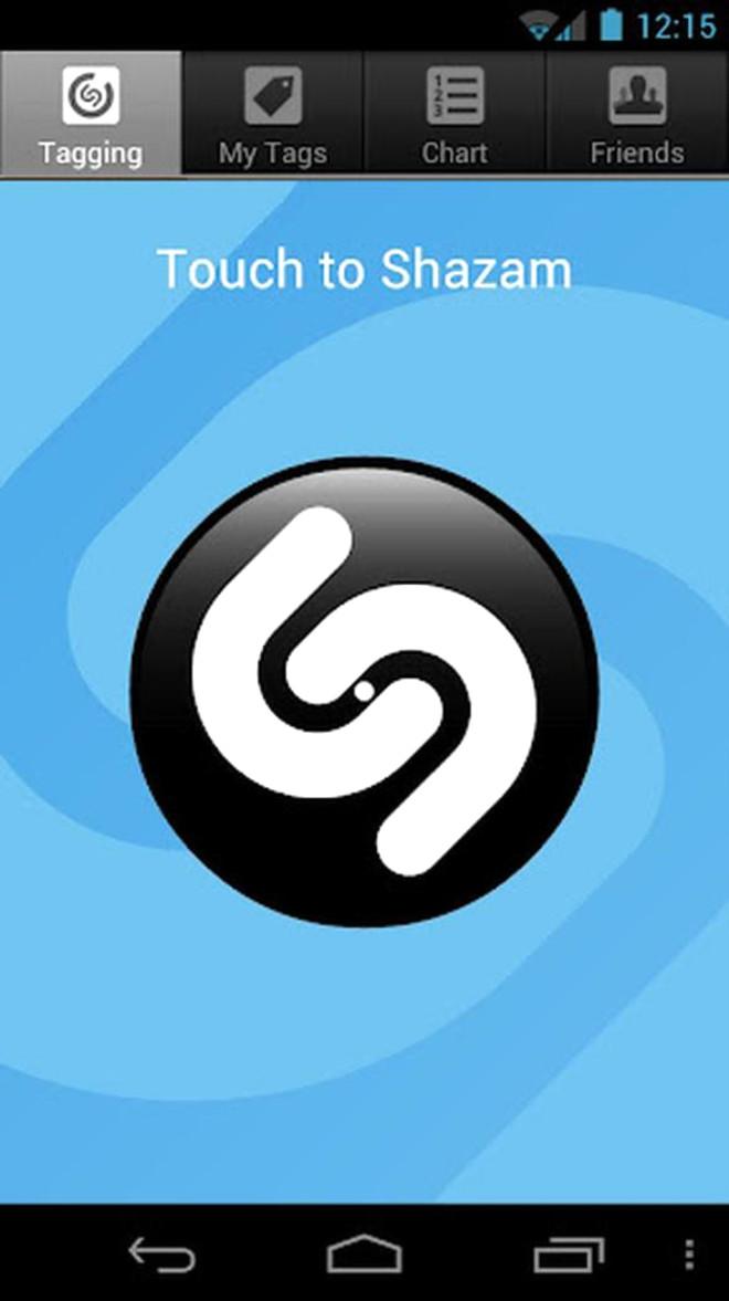 Shazam для Андроид скачать бесплатно без регистрации
