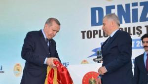 Erdoğan: Siz 'Diktatör' Dediğiniz Sürece Tayyip Erdoğan da Size 'Faşist' Diyecek, 'Nazi' Diyecek