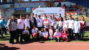Özel Olimpiyatlar 2017 Bölge Oyunları Kbü'de Başladı