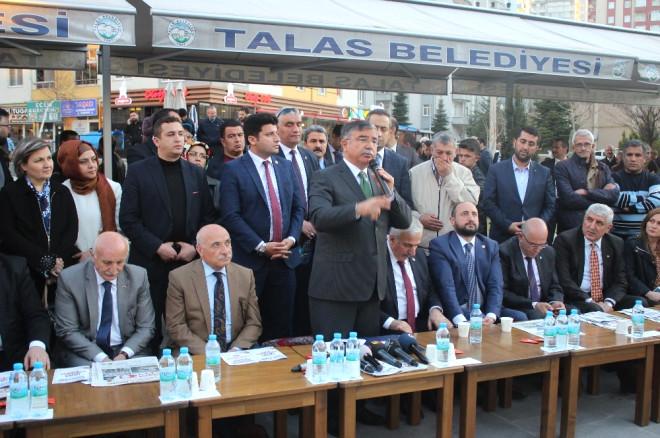 Çevre ve Şehircilik Bakanı Mehmet Özhaseki Açıklaması