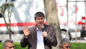 Büyükşehir Belediye Başkanı Türel:
