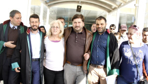 Antalya AK Parti'li Gruba Saldırdığı Iddia Edilen CHP'li Kadınlar Adliyede