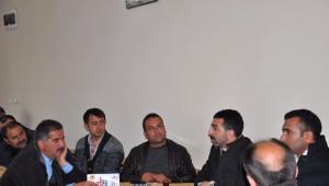 AK Parti Kars İl Teşkilatı Durmak Bilmiyor