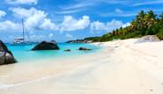 Virgin Adaları Gelen Turistlere Para Veriyor