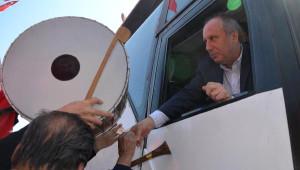 CHP'li İnce: Bak Binali Yıldırım, Ben Senin Gibi Abidik Gubidik Yöntemlerle Milletvekili Olmadım